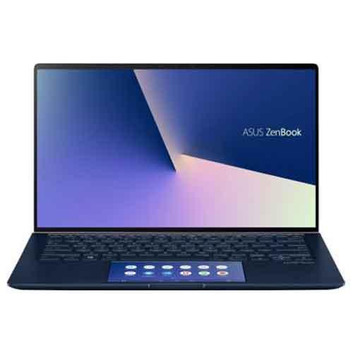 ASUS ZenBook 14 UX434FL A5822TS Laptop price in hyderabad, telangana, nellore, vizag, bangalore