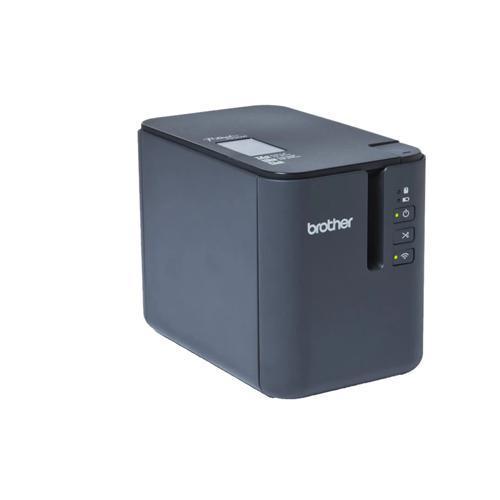 Brother PT P900W Laminated Label printer price in hyderabad, telangana, nellore, vizag, bangalore