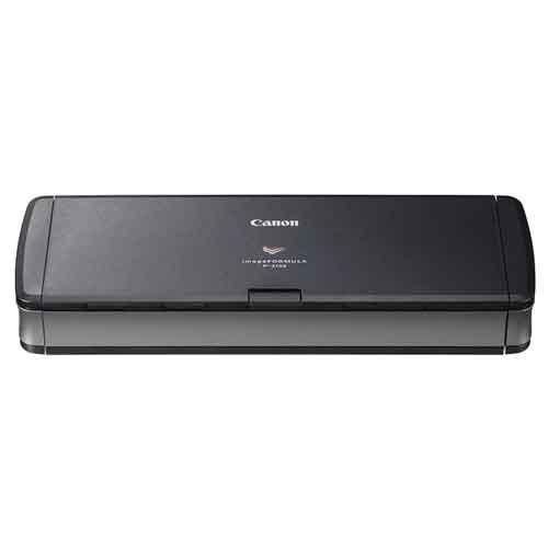 Canon Imageformual P215II Document Scanner price in hyderabad, telangana, nellore, vizag, bangalore