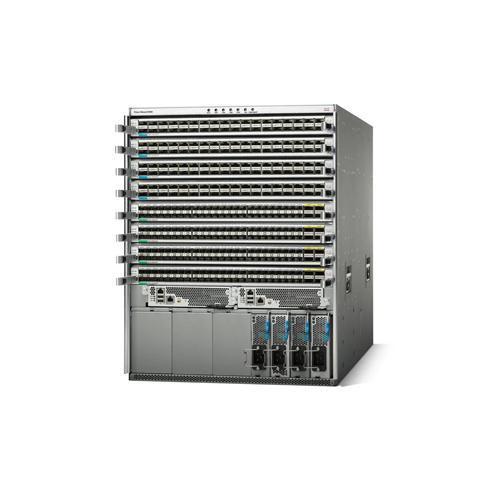 Cisco Nexus 9508 Switch price in hyderabad, telangana, nellore, vizag, bangalore