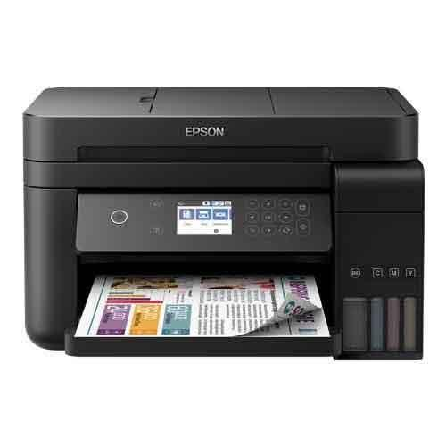 Epson L6170 WiFi Duplex Multifunction InkTank Printer price in hyderabad, telangana, nellore, vizag, bangalore